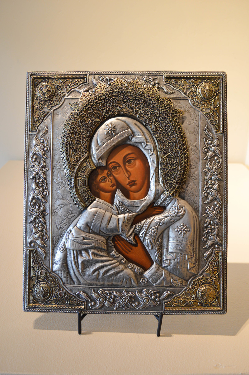 Our Lady of Perpetual Help Icon