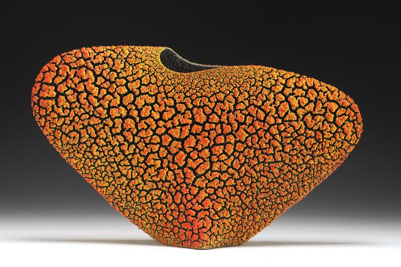 Sonora Lichen Vessel