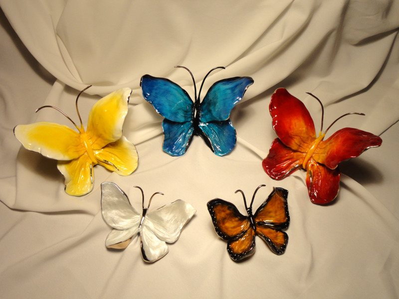 Butterfly Collection-Colors