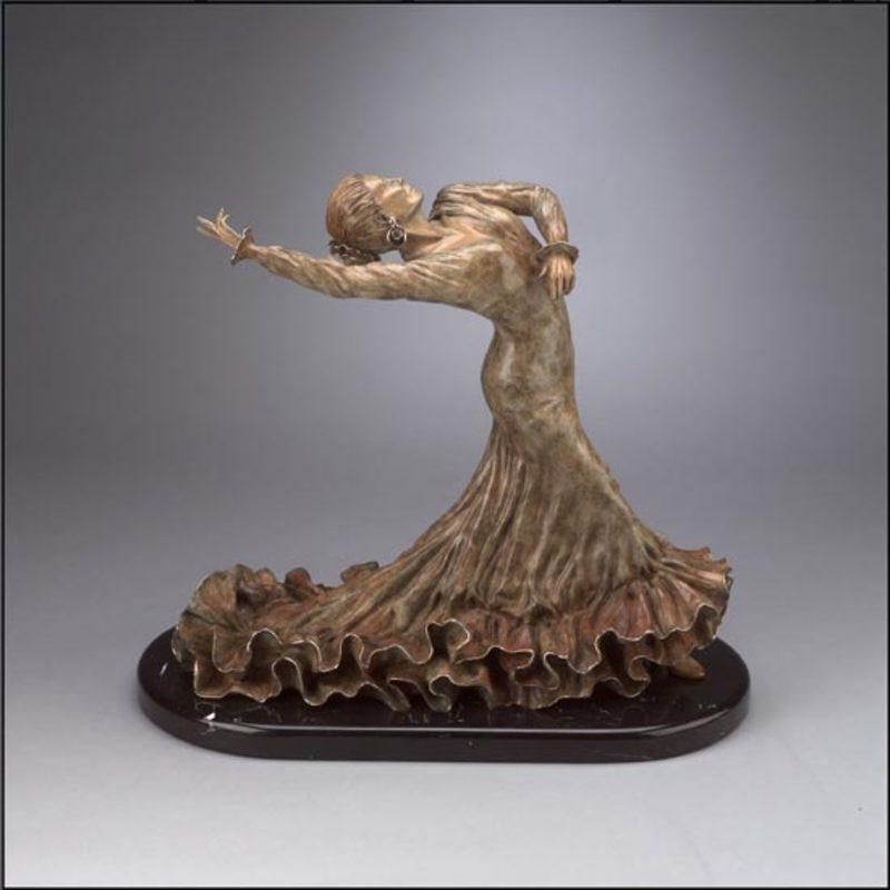 Senora de Flamenco