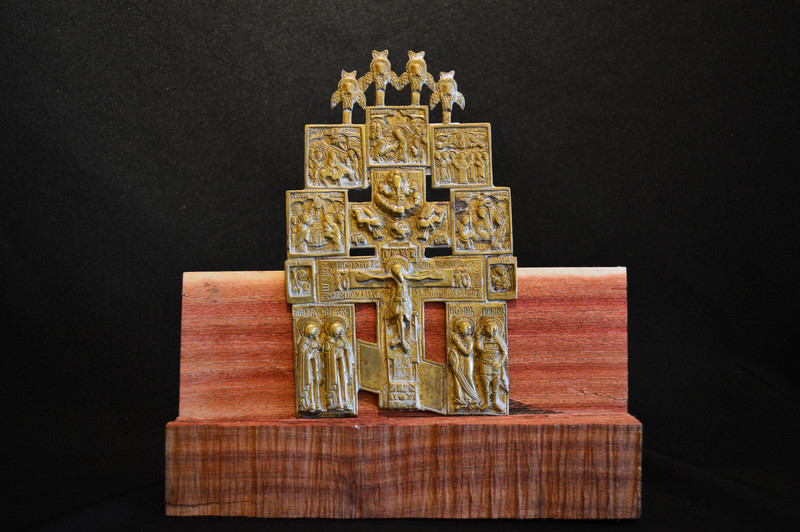 Ceremonial Cross with Seraphym AT13