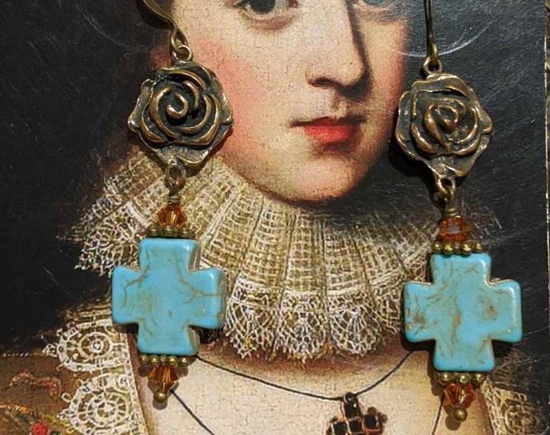 Earrings EMar19-6
