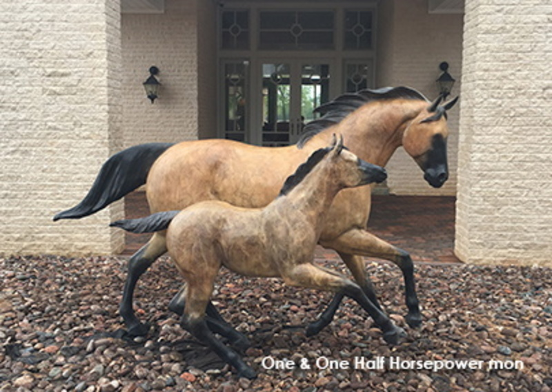 One and a Half Horsepower (Monumental)