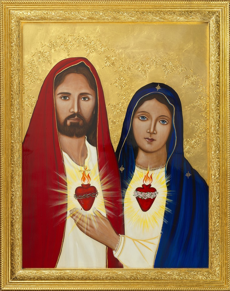 Sacred and Immaculate Heart